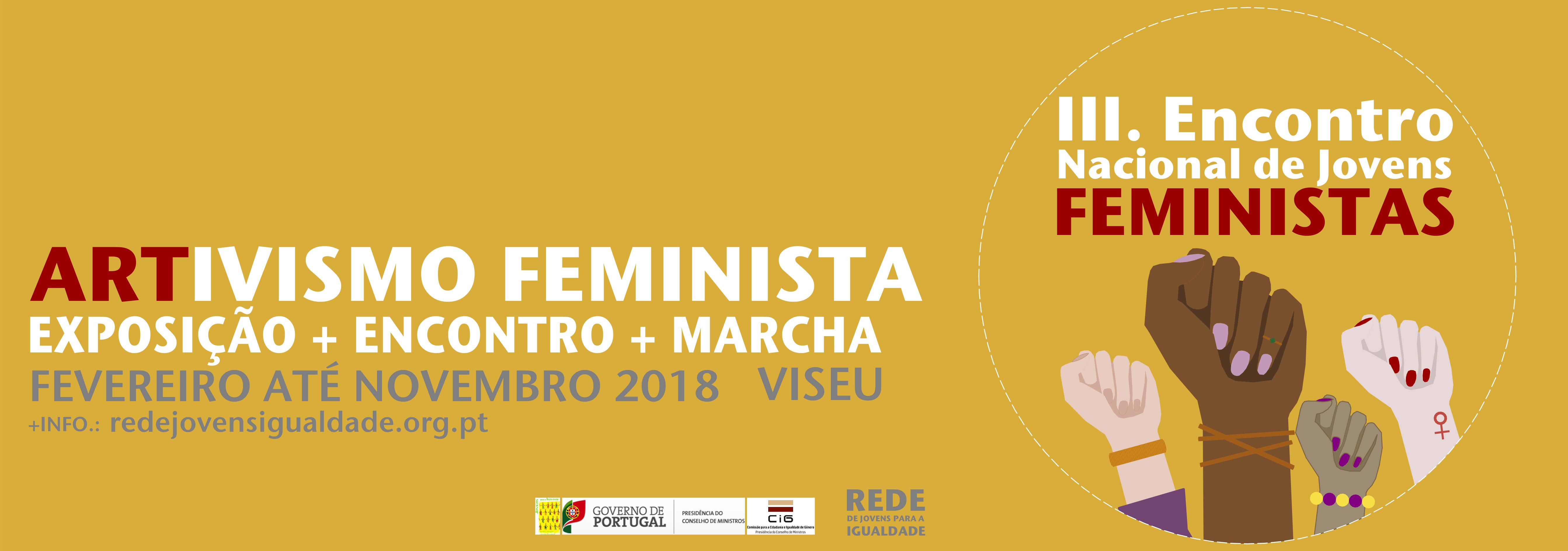 III. Encontro Nacional de Jovens Feministas