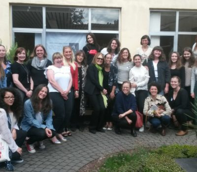 Jovens debatem exploração sexual, European Women's lobby