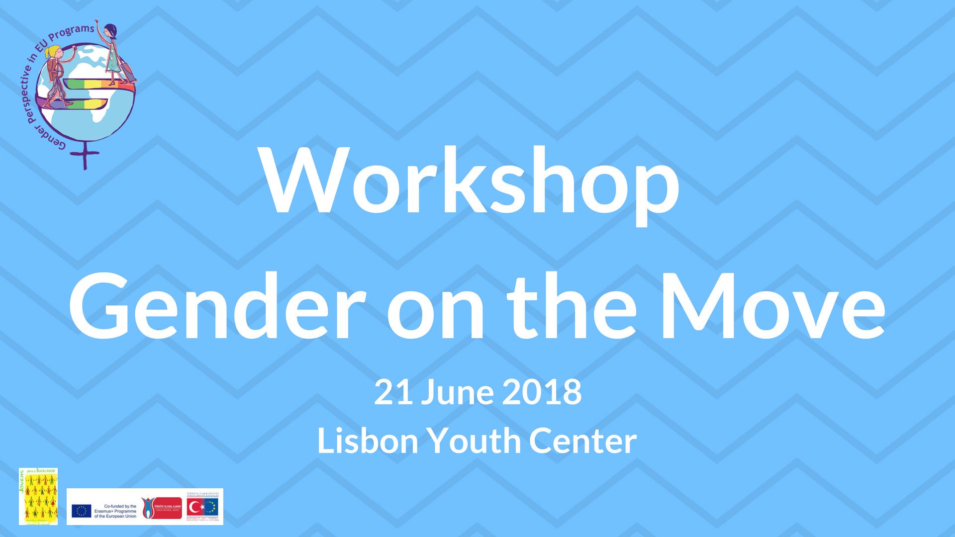 Workshop Gender on the Move