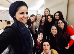 Youth for Abolition no Parlamento Europeu