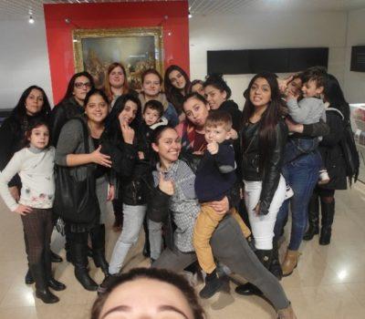 jovens ciganas museu arte antiga