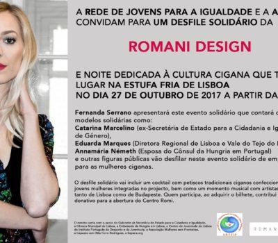 Desfile Solidário - Romani Design